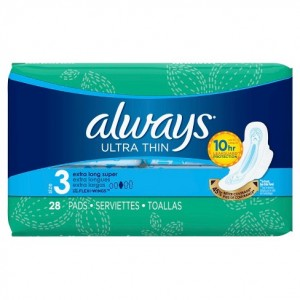 ALWAYS ULTRA Extra long -14pcs