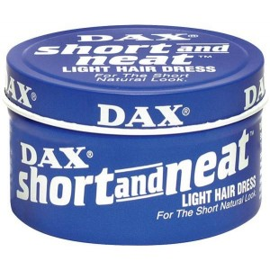 DAX WAX - Blue Short and Neat -99g