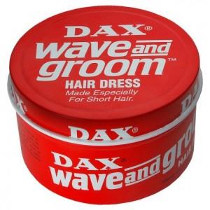 DAX WAX - Wave and groom-100G