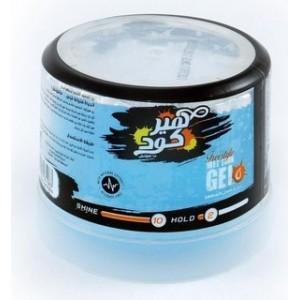 HAIR COD-WET LOOK-HAIR GEL-250ML