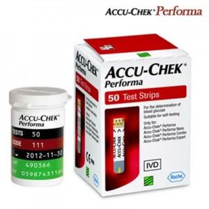 ACCU-CHEK PERFORMA 50 STRIPS