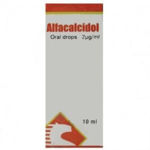 ALFACALCIDOL ORAL DROPS 10ML