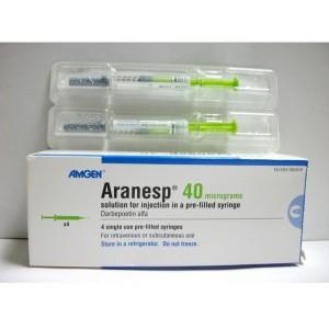 ARANESP 40MCG 4SYRINGE