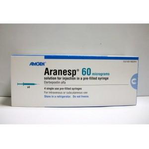 ARANESP 60MCG 1 SYRINGE