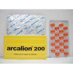 ARCALION 200MG 40TAB