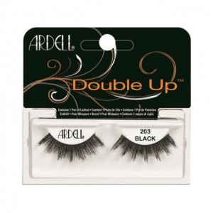 ARDELL DOUBLE UP LASH 203 BLACK 1161