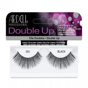 ARDELL DOUBLE UP LASH 204 BLACK 1178