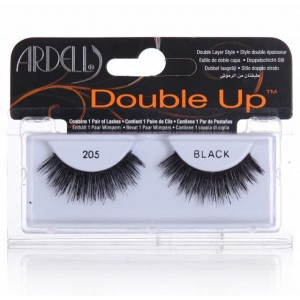 ARDELL DOUBLE UP LASH 205 BLACK 1185