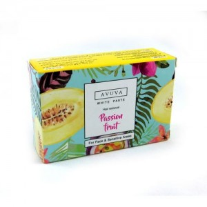 AVUVA WASHABLE HAIR REMOVER PASSION FRUIT 100 GM