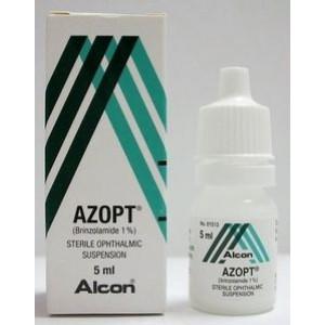 AZOPT 5ML EYE DROPS