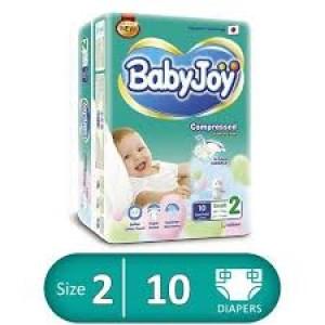BABY JOY 2 - 10 diapers