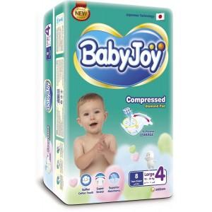 BABY JOY 4 - 8 pants