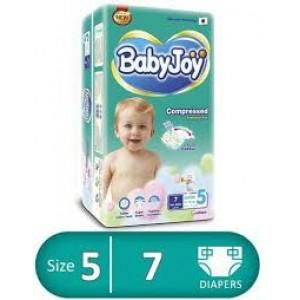 BABY JOY 5 -7 diapers