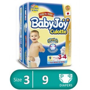 BABY JOY 3/9 PANTS