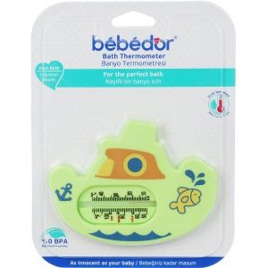BEBEDOR 8579 BATHROOM THERMOMETER