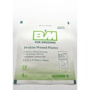BM POR DRESSING PLASTER 9x10 CM