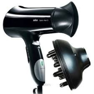 BRAUN  HAIR DRYER AS 530