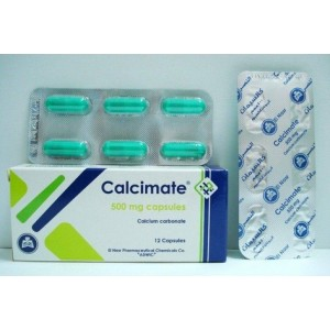 CALCIMATE 12 CAP
