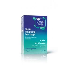 CLEAN & CLEAR SOAP FACIAL CLEANSER 75 GM