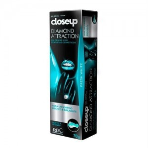 CLOSE UP DIAMOND ATTRACTION - 75 ML