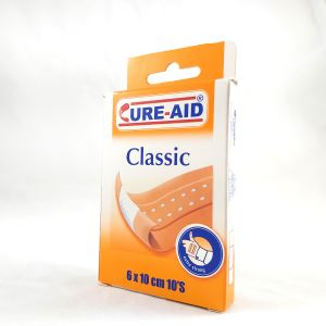 CURE-AID CLASSIC 10 PSC