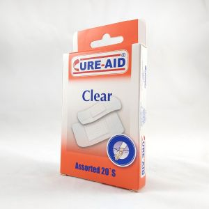 CURE-AID CLEAR 20 PSC