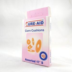CURE-AID CORN CUSHIONS 10 PCS