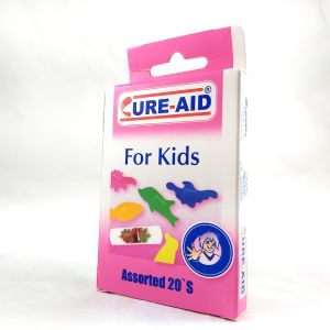 CURE-AID FOR KIDS 20 PSC