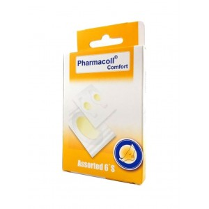 CURE-AID PHARMACOLL COMFORT 6PC