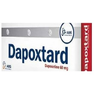 DAPOXTARD 60 MG 6 TAB