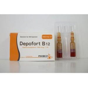 DEPOFORT B12 1000MC/ML 2AMP