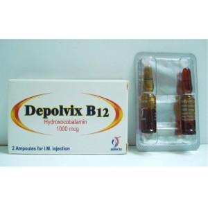 DEPOLVIX B12 2 AMP
