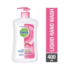DETTOL HAND WASH 400 ML - SKIN CARE