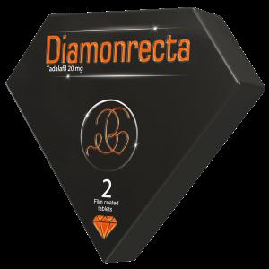 DIAMONRECTA 20MG 2TAB