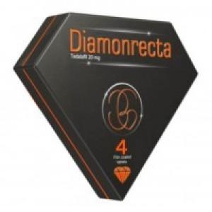 DIAMONRECTA 20 MG 4 TAB