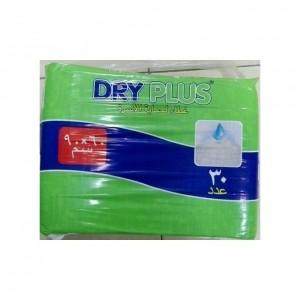 DRY PLUS UNDERPAD 60 X 90 CM - 30 PCS