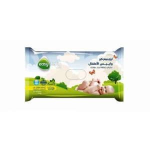 EASY BABY CARE WIPES 20 PCS
