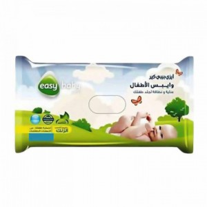EASY BABY CARE WIPES 40 PCS