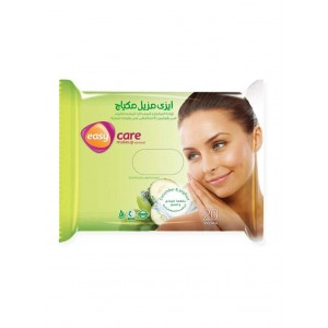 EASY CARE MAKEUP REMOVER CUCUMBER 20 PCS