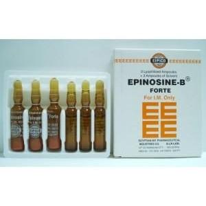 EPINOSINE-B FORT 3 AMP