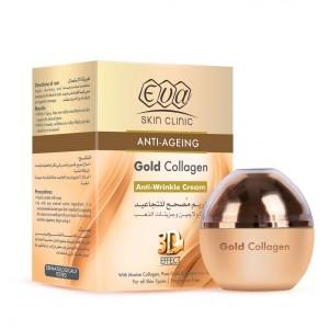 EVA COLLAGEN GOLD CREAM DAY AND NIGHT BID 50 ML