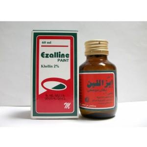 EZALLINE 2% 60ML PAINT