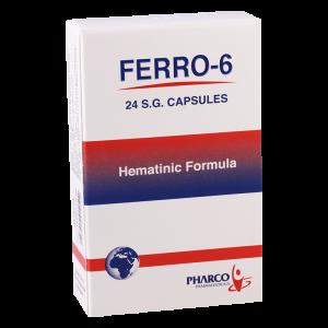 FERRO-6  24CAP