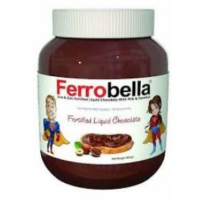 FERROBELLA CHOCOLATE 350GM
