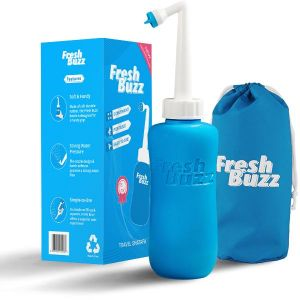 FRESH BUZZ RINSING FOR TRAVEL 650 ML