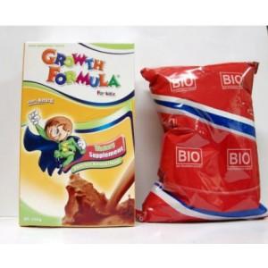 GROWTH FORMULA  KIDS 400GM CHOCOLATE