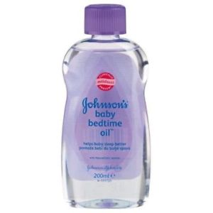 JOHNSON BABY OIL LAVENDER 200ML
