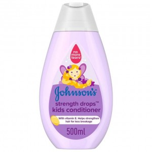 JOHNSON STRENGTH DROPS KIDS CONDITIONER 500ML