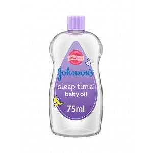 JOHNSON'S BABY OIL LAVENDER 75ML