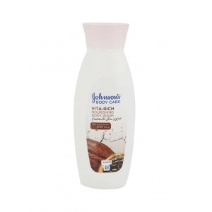 JOHNSONS VITA RICH BODY WASH COCOA BUTTER 250 ML - 20 % OFFER